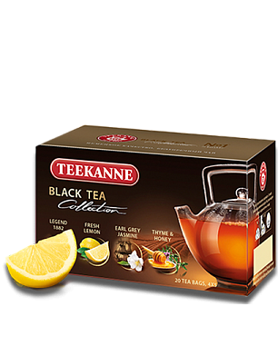 Чай Teekanne Black Tea Collection ассорти